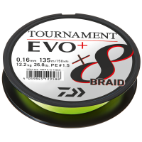 Daiwa Tournament X8 Braid Evo+ Flätlina