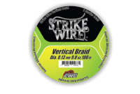 STRIKE WIRE VERTICAL BRAID KIWI GREEN