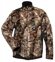 NORFIN HUNTING THUNDER PASSION BROWN FLEECE JACKET