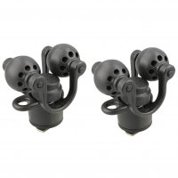 Ram Mounts Roller Accesory Holder (2 pack)