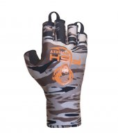 Fishmonkey Backcountry II Insulated Half finger glove