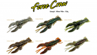 LUREFANS FORCE CRAW 10cm KRÄFTJIGG