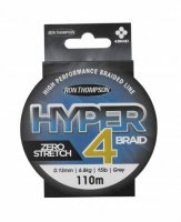 Ron Thompson Hyper 4-braid 110m Grey