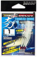 Decoy Trailer Hook Chaser Glow 1/0
