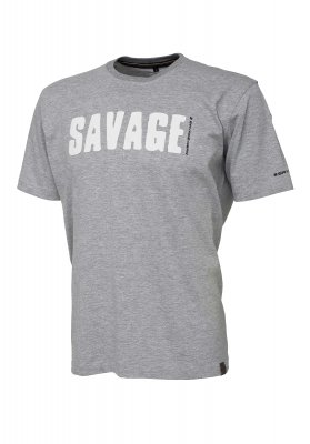 SG Simply Savage T-shirt Light Grey