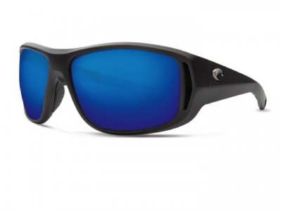Costa Montauk 580p Steel Gray Metallic Blue Solglasögon