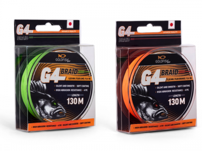 Goldfish Gear G4 Braid