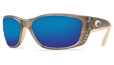 COSTA FISCH 580P BLUE LENS CRYSTAL BRONZE