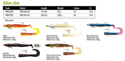 Magic Minnow Slim Jim