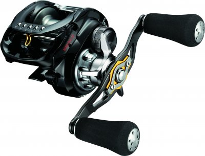 DAIWA ZILLION HD 1520 MULTIRULLE LÅGPROFIL