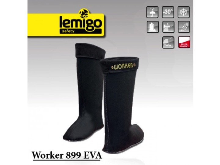 Lemigo Worker | Skyddsstövlar Stövlar Skor